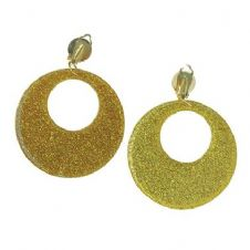 Mod Earrings (Gold)